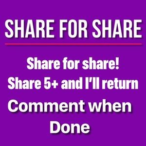 Comment when done ✔️ Sunday funday share 07/25